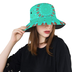 DRUMCRCL All Over Print Bucket Hat