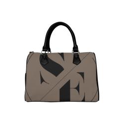 SE Logo Boston Handbag (Model 1621)