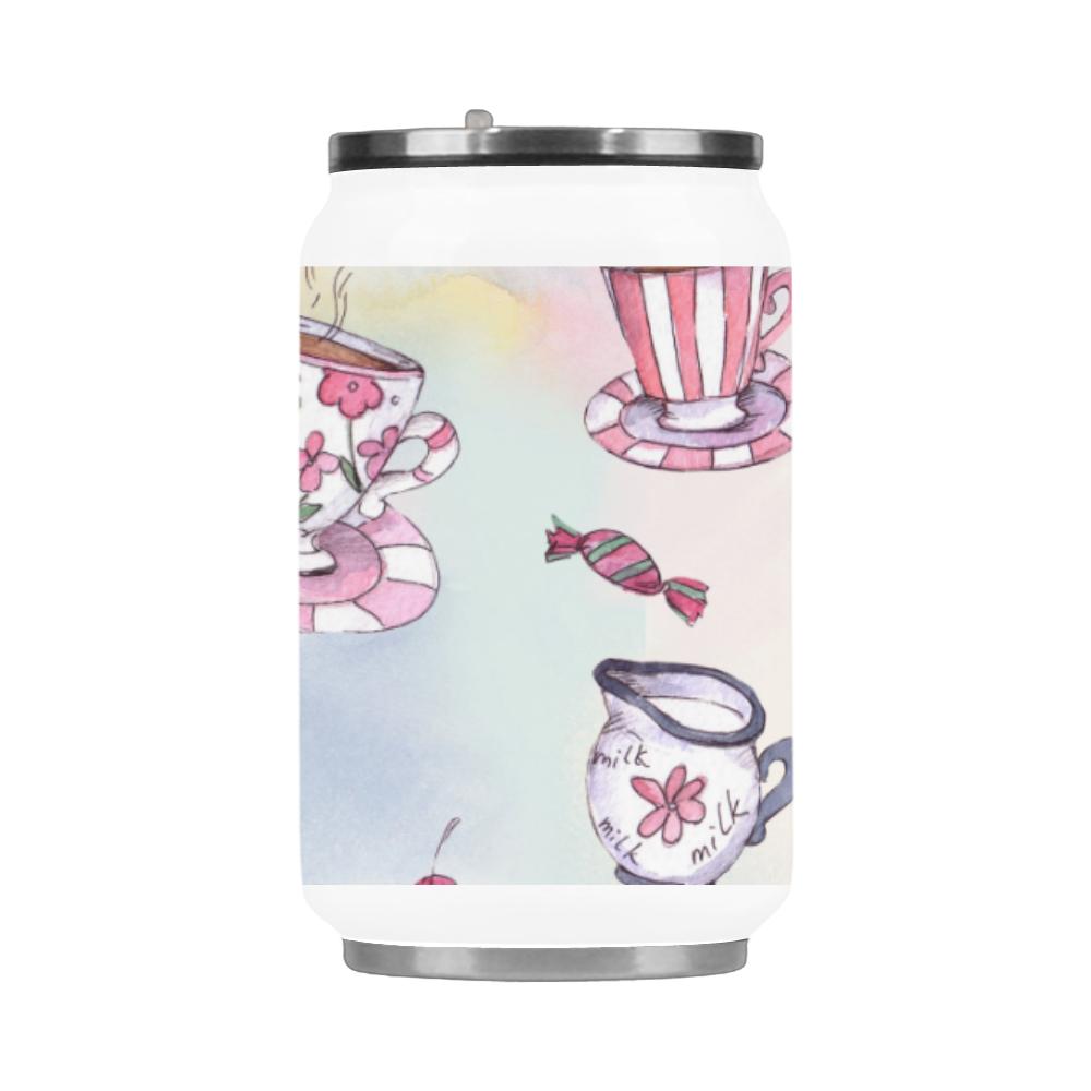 Coffee and sweeets Stainless Steel Vacuum Mug (10.3OZ)