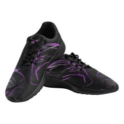 black panter Men's Athletic Shoes (Model 0200)