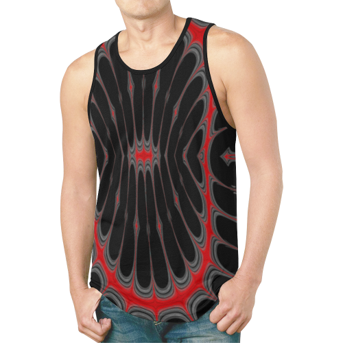 32_5000 23 New All Over Print Tank Top for Men (Model T46)