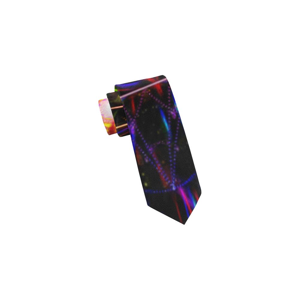 Unkown origin Mandala Classic Necktie (Two Sides)