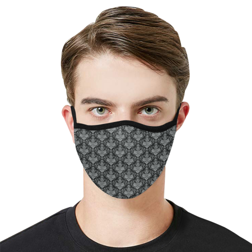 17bl Mouth Mask in One Piece (2 Filters Included) (Model M02) (Non-medical Products)