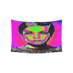 "Pop Art Fashion Cotton Linen Wall Tapestry 60""x 40"""