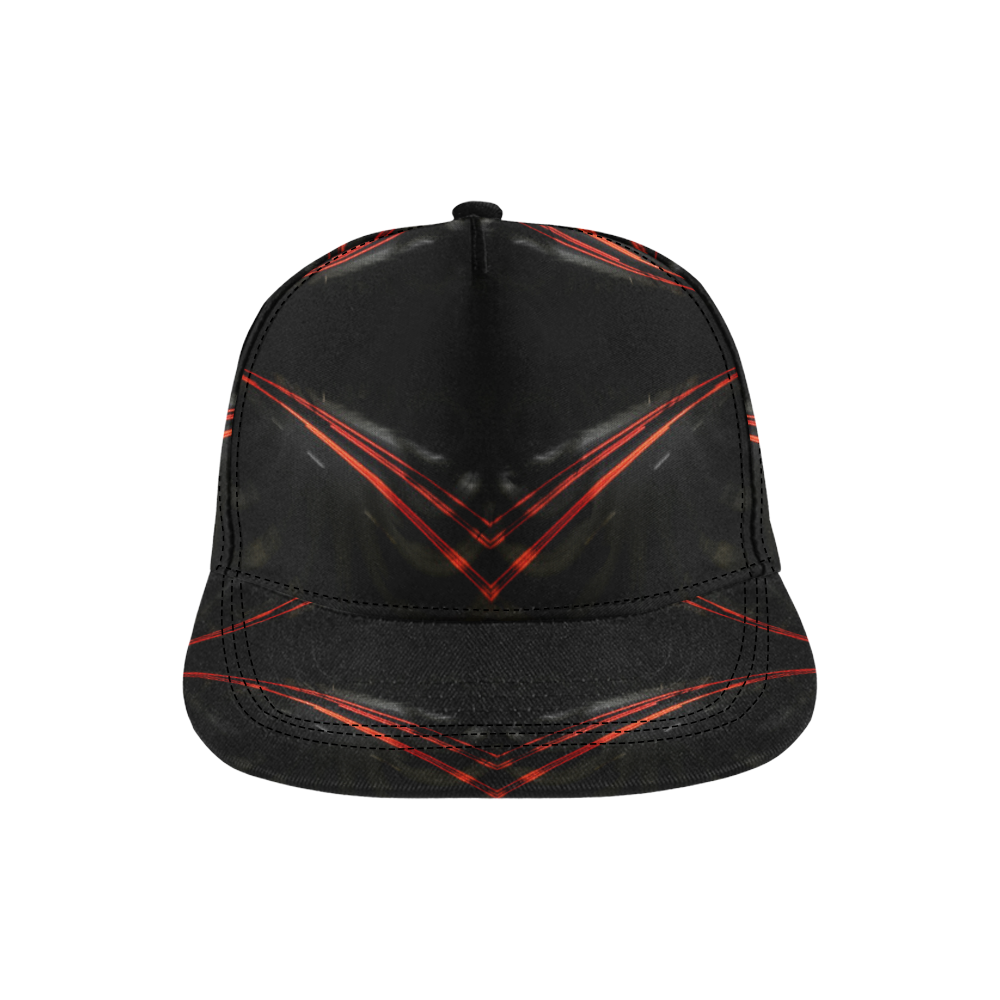 10000 art324 32 All Over Print Snapback Hat D