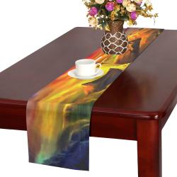 Mother Armenia Մայր Հայաստան Table Runner 16x72 inch