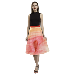Radiating Heart Aoede Crepe Skirt (Model D16)