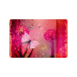 """Wonderful butterflies Doormat 24"""" x 16"""""""