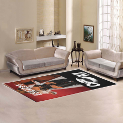 COLD MOOD ''DOM'' Area Rug 7'x3'3''