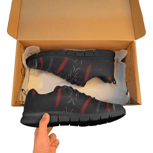 5000DUBLE 47 E 4 Men's Breathable Running Shoes/Large (Model 055)