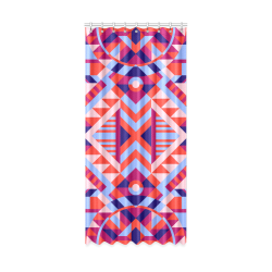 "Modern Geometric Pattern Window Curtain 50"" x 108""(One Piece)"