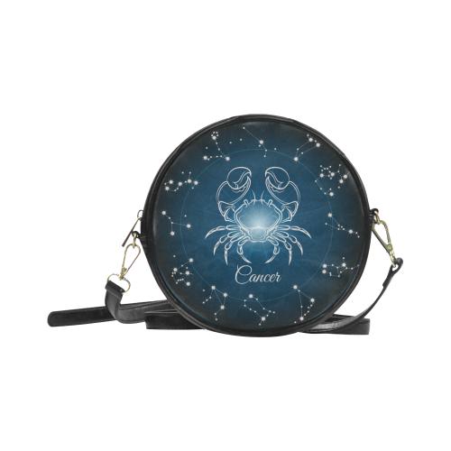 Cancer Round Sling Bag (Model 1647)