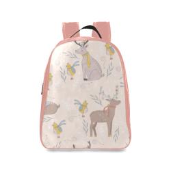 deer School Backpack/Large (Model 1601)