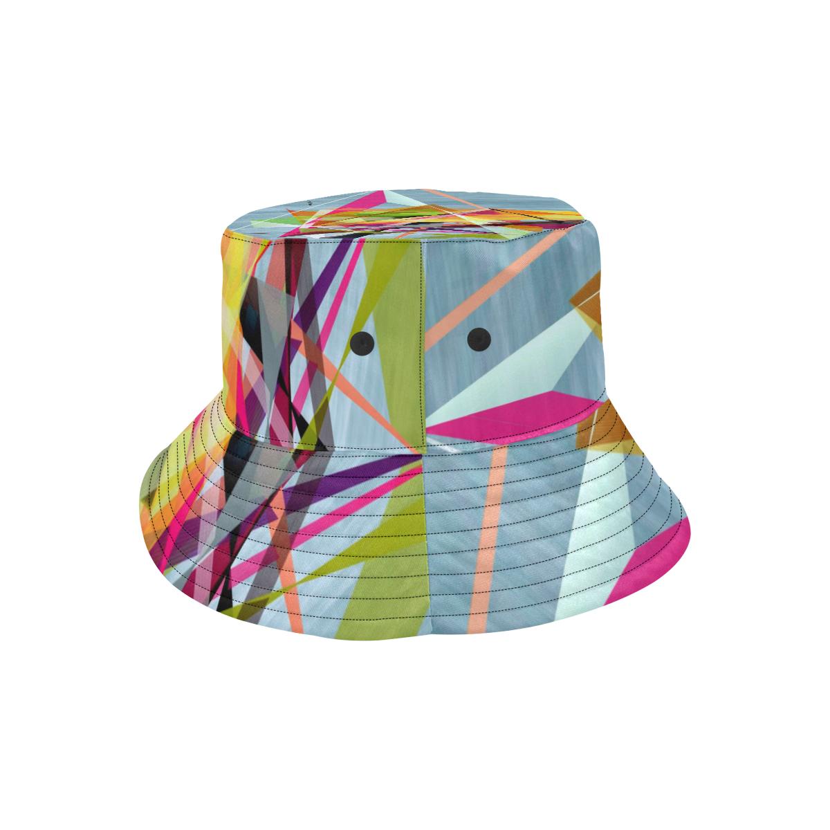 Summer All Over Print Bucket Hat
