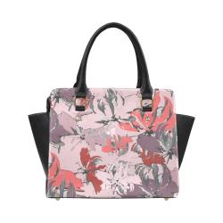 Lilac Dream Classic Shoulder Handbag (Model 1653)