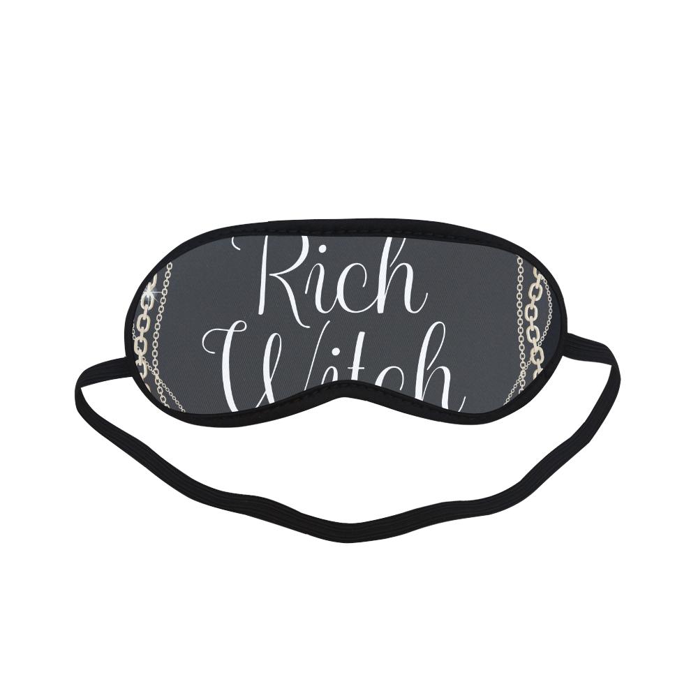 rich witch eye mask Sleeping Mask