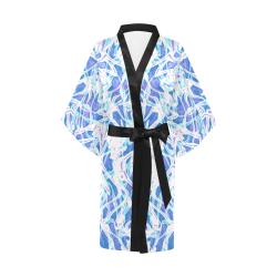 Abstract 35 W1 Kimono Robe