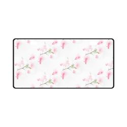 Pattern Orchidées License Plate