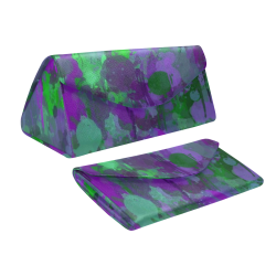 more colors in life 34B Custom Foldable Glasses Case