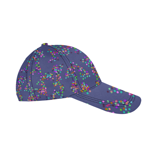 Confetti by Artdream All Over Print Dad Cap C (6-Pieces Customization)