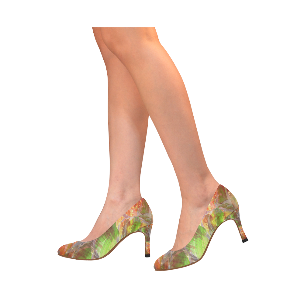Wild Party Night Step Crew Women's High Heels (Model 048)
