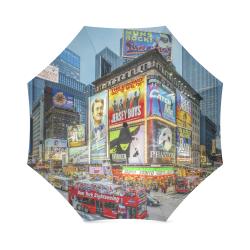 Times Square III Special Finale Edition Foldable Umbrella (Model U01)