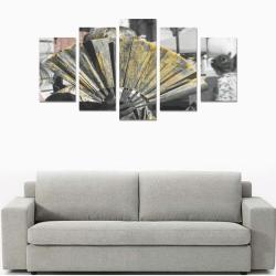 Pay_Mexxxxx wall art Canvas Print Sets A (No Frame)
