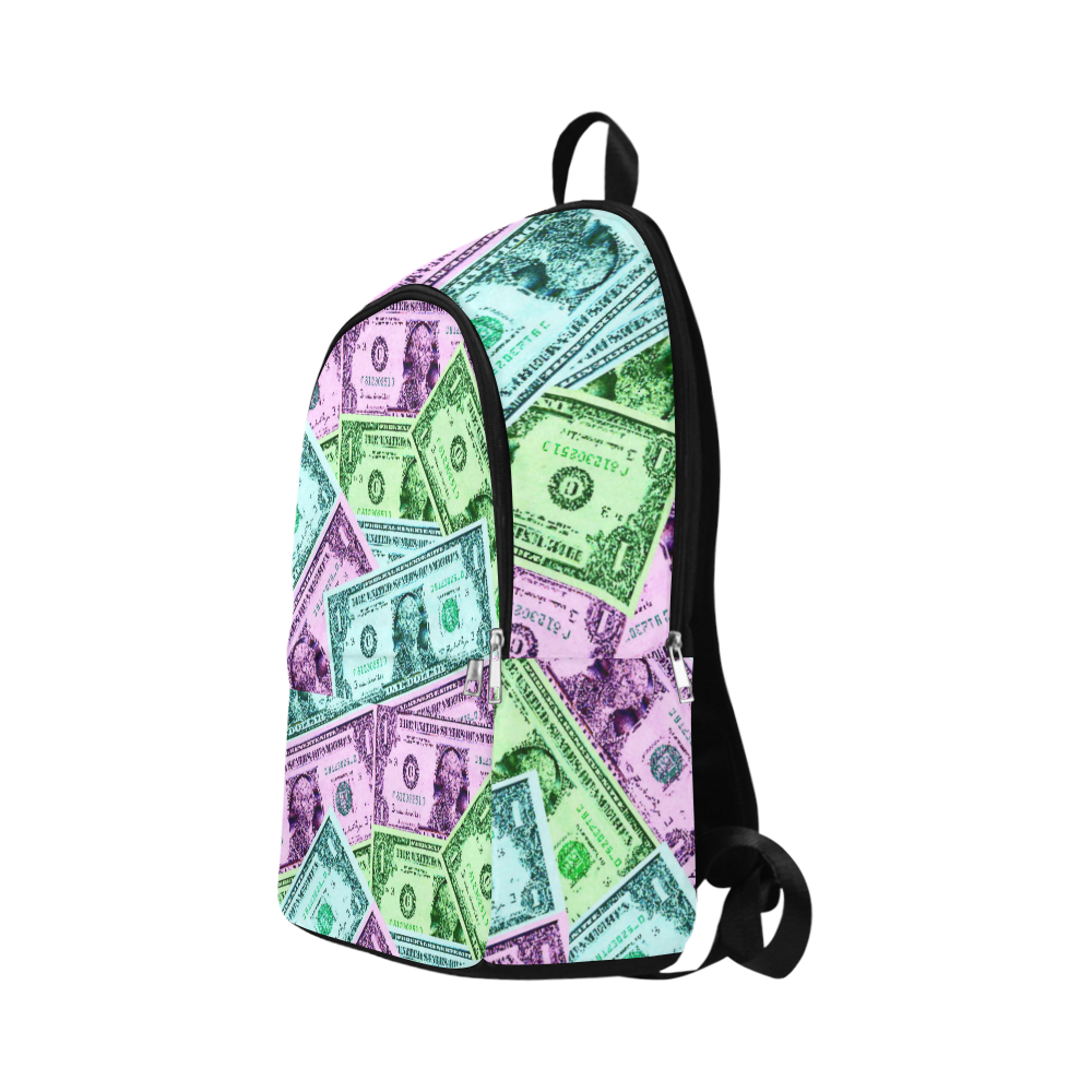 monopoly Fabric Backpack for Adult (Model 1659)