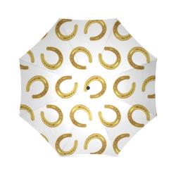 Golden horseshoe Foldable Umbrella (Model U01)