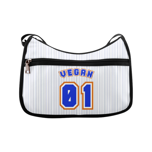No. 1 Vegan Crossbody Bags (Model 1616)