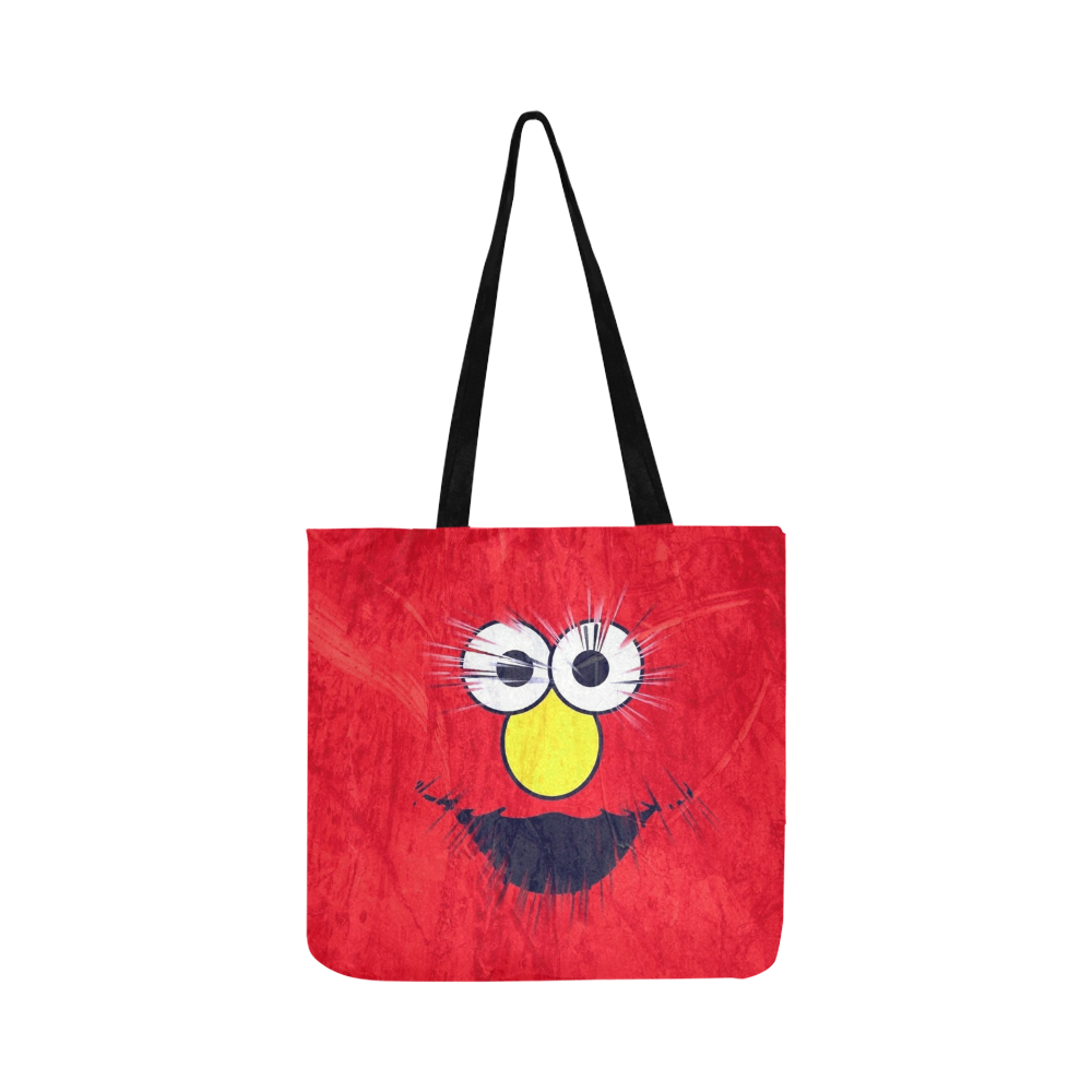 Catoon Hug by Artdream Reusable Shopping Bag Model 1660 (Two sides)