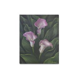 """Calla Trio Canvas Print 16""""x20"""""""