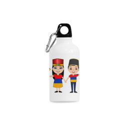 Viva Armenia Cazorla Sports Bottle(13.5OZ)