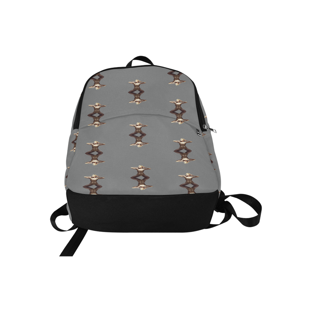 madonna Fabric Backpack for Adult (Model 1659)