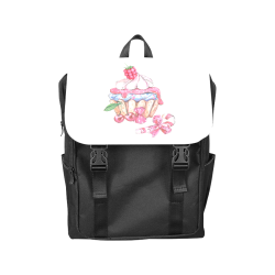 cupcake Casual Shoulders Backpack (Model 1623)