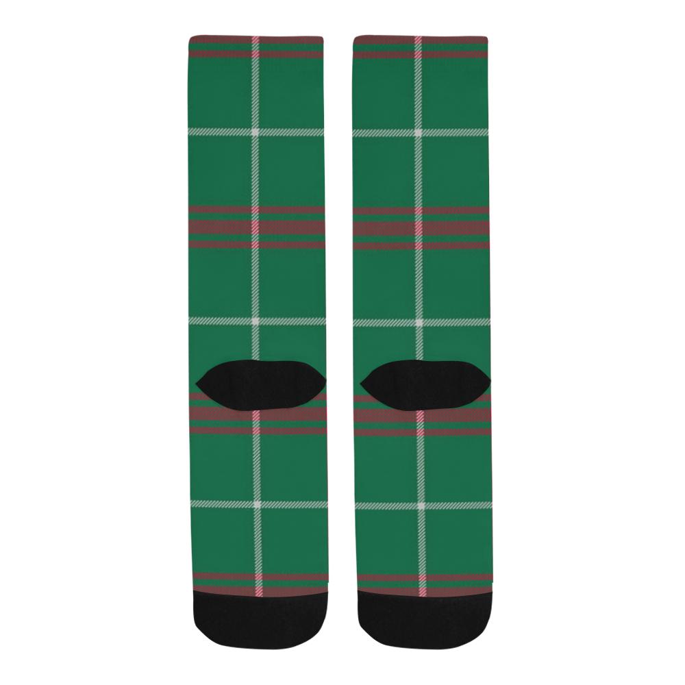 Welsh National Tartan Trouser Socks
