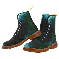 green galaxy Martin Boots For Men Model 1203H