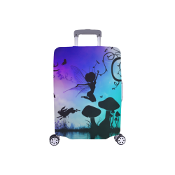 """Happy fairy in the night Luggage Cover/Small 18""""-21"""""""