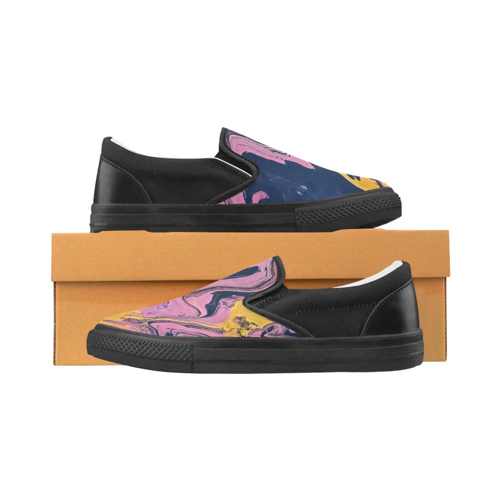 YBP Women's Slip-on Canvas Shoes (Model 019)