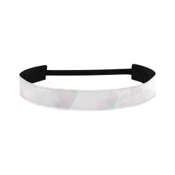 Clear Snuff Mint Sports Headband