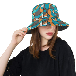 Florida All Over Print Bucket Hat