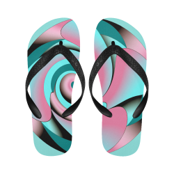 Spiral Flip Flops for Men/Women (Model 040)