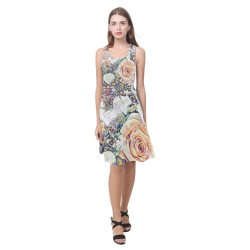 Impression Floral 10191 by JamColors Atalanta Casual Sundress(Model D04)