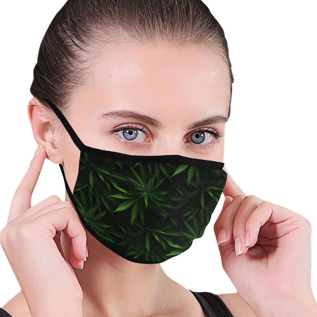Dark Genetics Mouth Mask (Pack of 3)