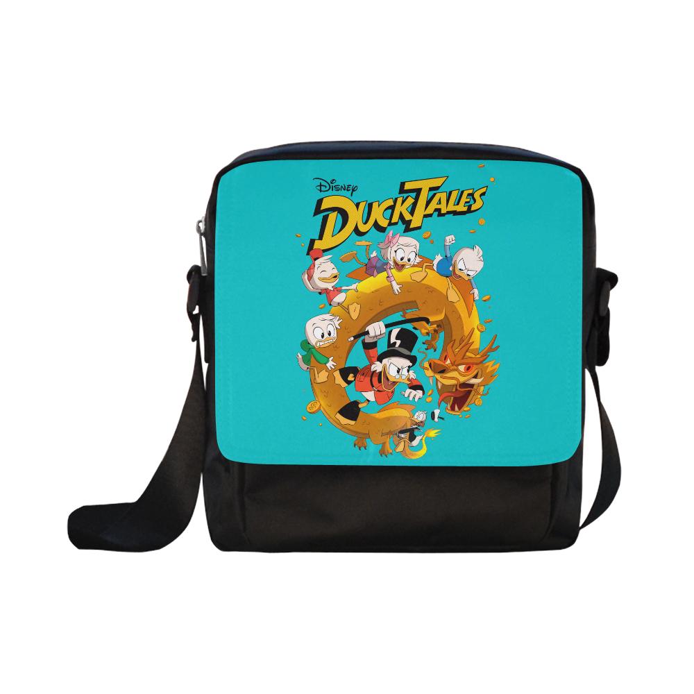 DuckTales Crossbody Nylon Bags (Model 1633)