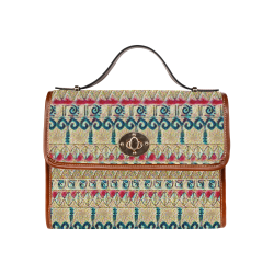 Everyday4 Waterproof Canvas Bag/All Over Print (Model 1641)