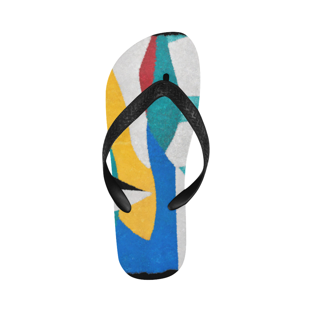 Ye!low Buffer-4 Flip Flops for Men/Women (Model 040)