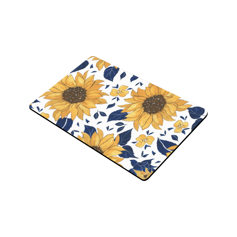 "Sunflowers 30""X18"" Doormat Doormat 30""x18"""