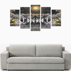 In The Forest Canvas Print Sets A (No Frame)