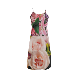 Memory Flowers 02 Alcestis Slip Dress (Model D05)